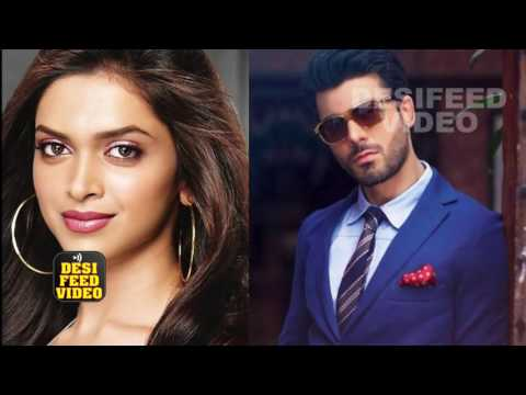 Fawad Khan to Play Deepika Padukone's Husband in Sanjay Leela Bhansali's Padmavati!