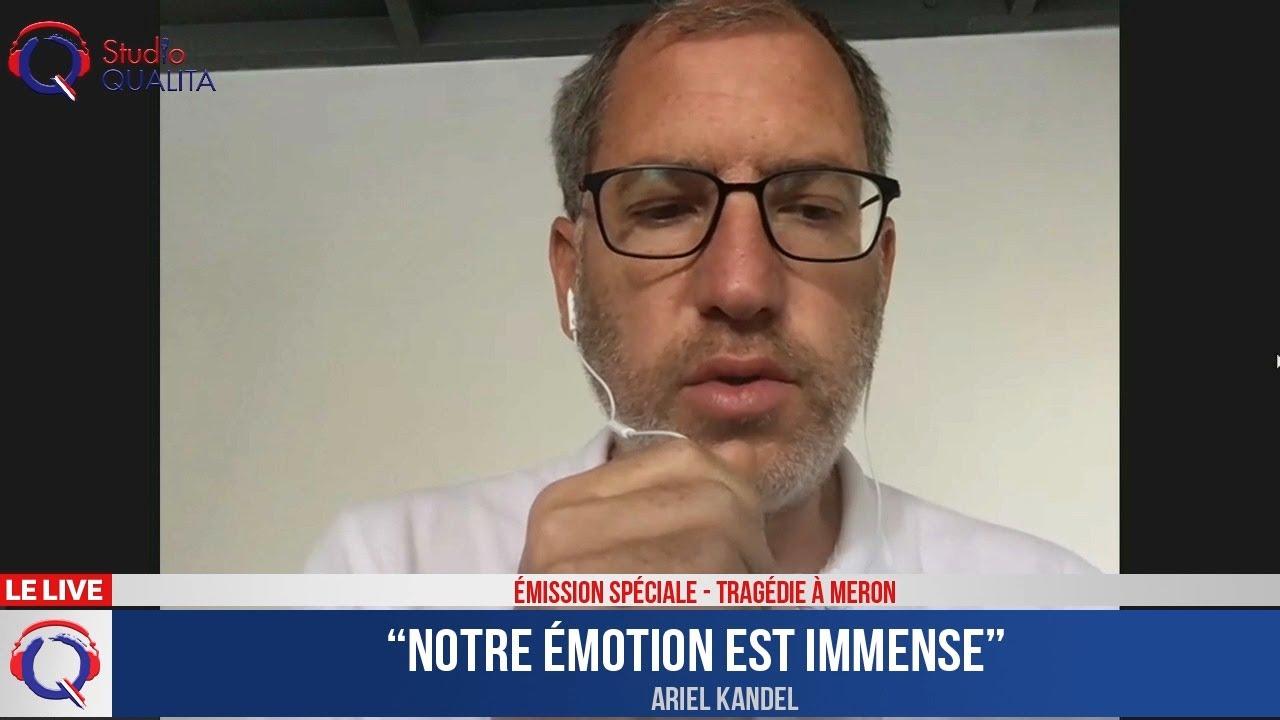 """""""Notre émotion est immense"""" - L'invité du 30 avril 2021"""