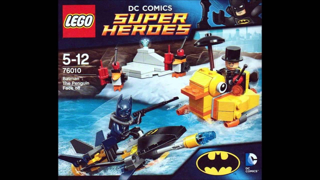 Lego Batman Sets 2014: LEGO DC Universe Superheroes (2014) 76010 Batman The