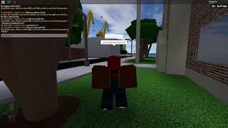Superhero life II /Roblox / Editing glitch