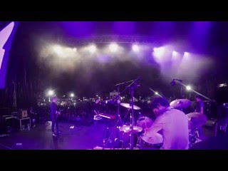 Dizzy Sticks  - Rock Inside [Music Festival at Saint-Etienne]