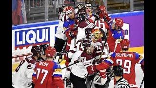 Россия Латвия Хоккей Еврочеллендж 24 04 2019