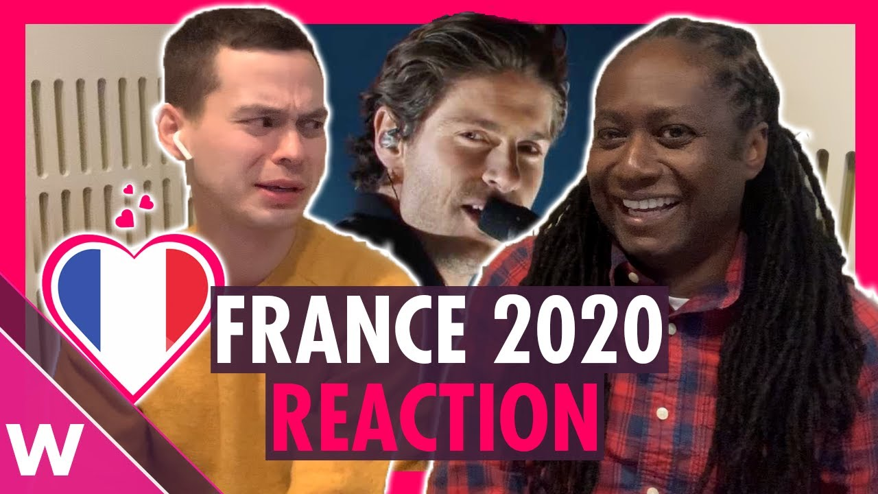 Eurovision 2020 France