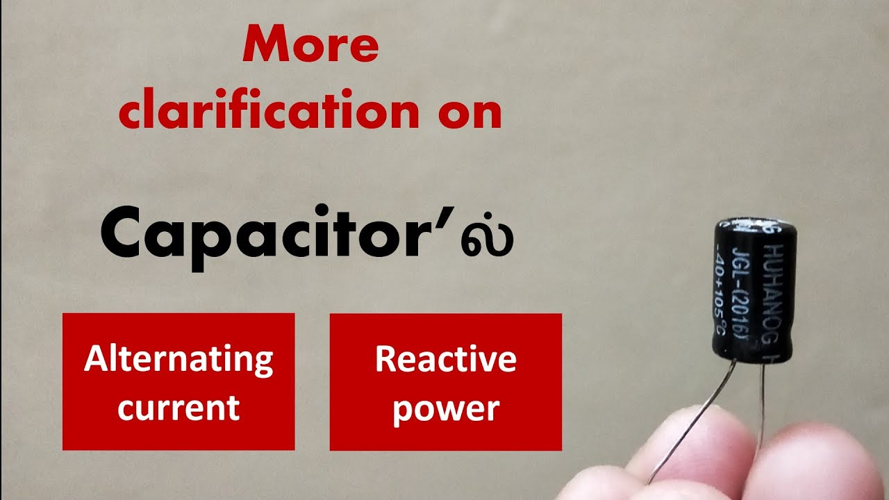 "More points in ""AC on Capacitors"""