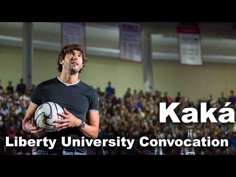 Kaká - Liberty University Convocation