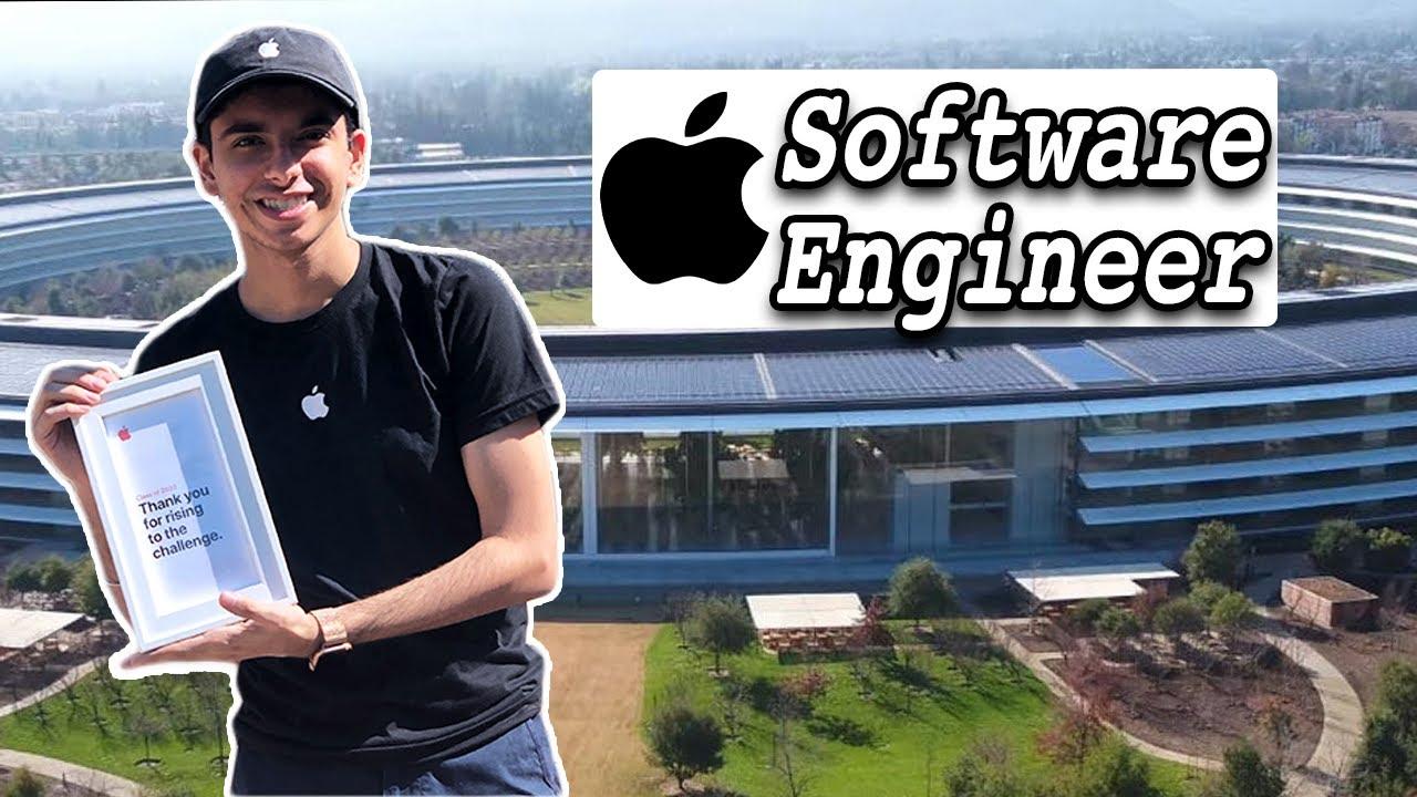 Meet Apple Software Engineer 👨🏻💻 (Intern)! The Journey