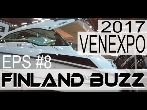 Helsinki International Boat Show, Venemessut 2017, Vene17 Bå