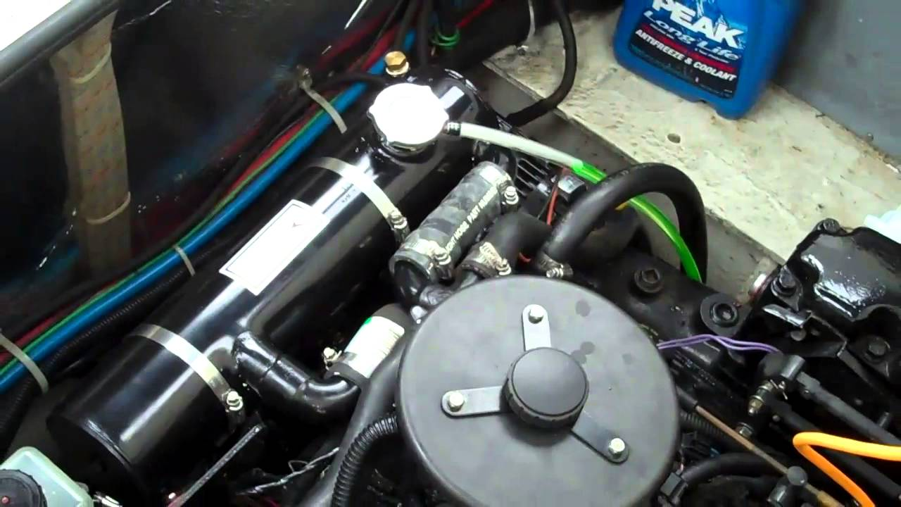 Buy Fresh Water Closed Cooling Systems for Mercruiser, OMC and Volvo Penta