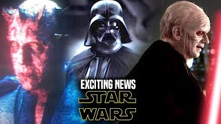 New Star Wars Movie! Exciting News & More! (Future Of Star Wars)