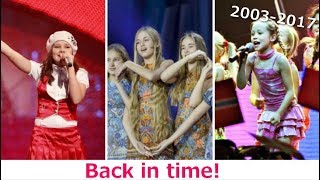 Junior Eurovision 2003-2017: My favourites back then! (with comments)