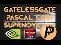 GatelessGate Pascal Coin NVidia & AMD GPU Windows Miner on Suprnova.cc sgminer