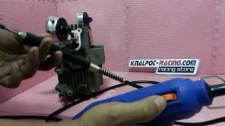 Mollar alat tuner listrik multifungsi