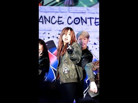 [160717][직캠] Pun-전정국-(MVP) @ Esplanade Cover Dance Contest Season 3
