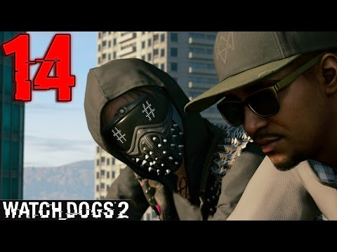 DONALD TRUMP IN WATCH DOGS? - WATCH DOGS 2 [Walkthrough Gameplay ITA HD - PARTE 14]