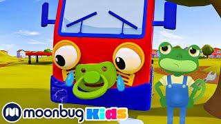 Boo Boo Song | Baby Songs | Kids Learning Songs & Nursery Rhymes