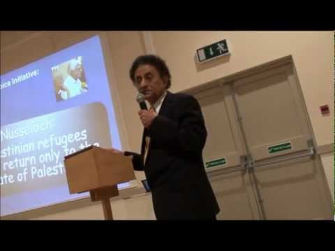 Ben-Dror Yemini: Myths & Facts of the Middle East conflict (3 of 3)