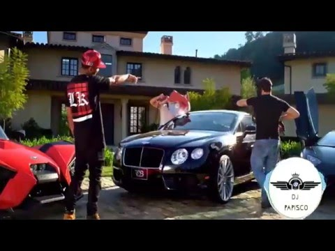 Hip Hop Mashup 2015 - Chris Brown; Fetty Wap, Tyga, Nicki Minaj, Kendrick Lamar... - DJ Papisco