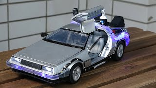 Обзор DeLorean Mark II (Back to the Future)