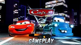 Cars 2 The Video Game PC Gameplay