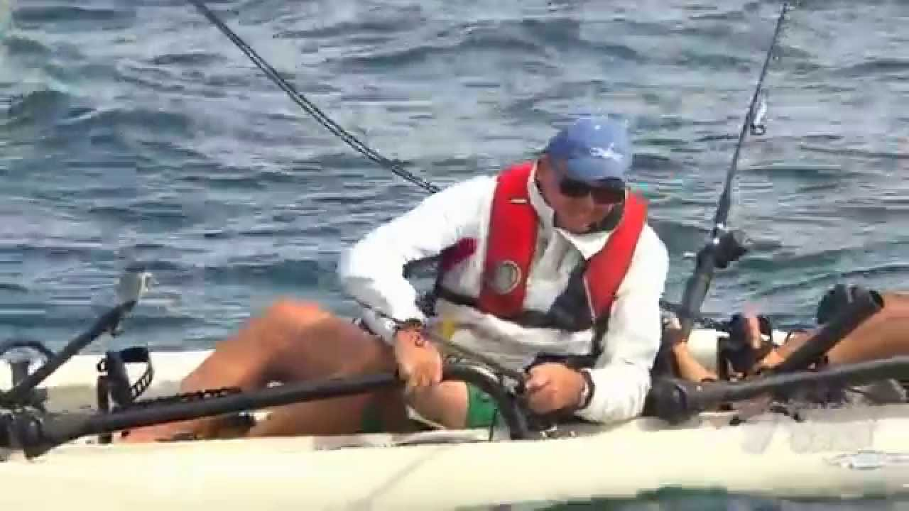 Offshore fishing in a hobie adventure island or tandem for Offshore kayak fishing