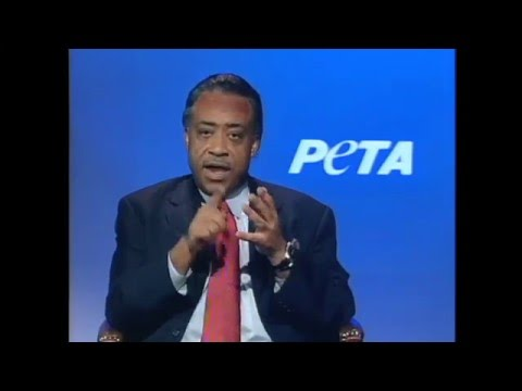 MLK - I HAVE A DREAM Animal Rights VEGAN Rev Al Sharpton Chicken Day Quotes 2016 Parade Speech Dr