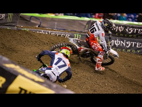 250SX Highlights: Indianapolis - Monster Energy Supercross 2017
