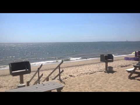 Truro's Ocean Waves at Top Mast Resort.