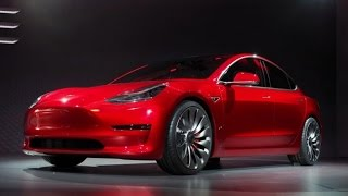 Tesla Model 3 will have