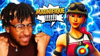 RESOLUTION ETIREE // NOUVELLE ARME TOURELLE // 1600+ WINS // Fortnite Gameplay