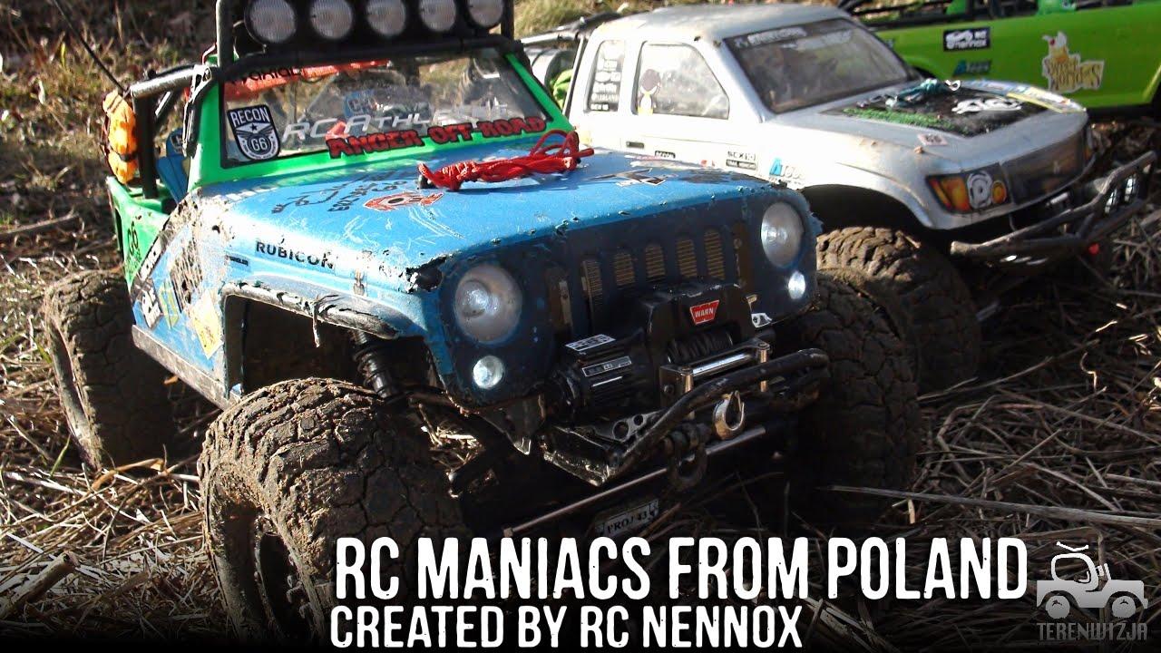 RC Maniacs, czyli off-road w nieco mniejszej skali