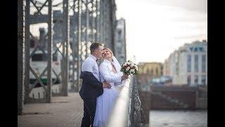 Свадьба в Санкт Петербурге Дмитрия и Елены