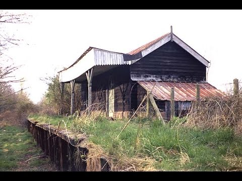 The kent and East Sussex Railway forgotten Stations , bridges and Tunnels RVR KESR