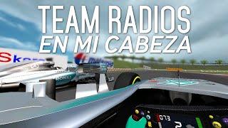 Team radios en mi cabeza - Vol. 1