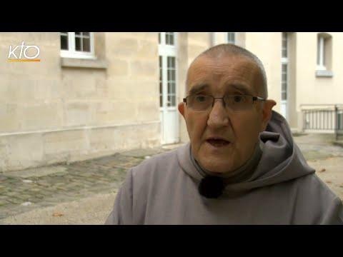 Dom Paul Houix, Supérieur De L'Abbaye Notre-Dame De Grâce