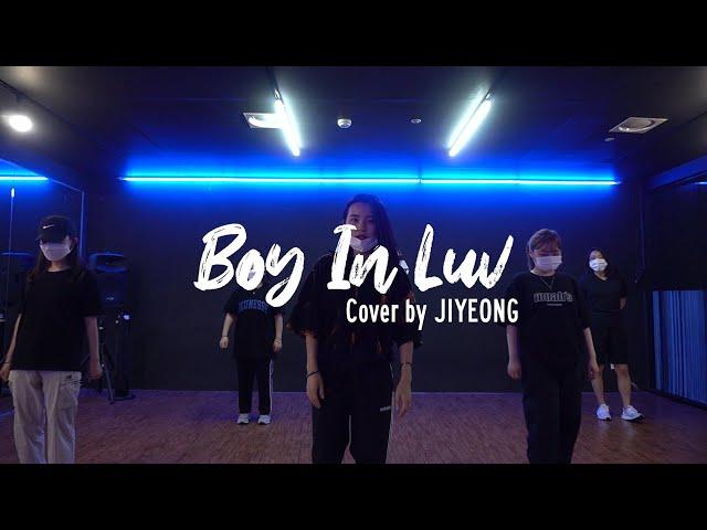 EZDANCE I 동탄점 I 이지댄스 I BTS - 상남자 I K-POP I COVER BY JIYEONG