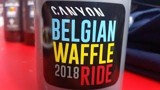 Belgian Waffle Ride #1 - Презентация маршрута, шоурум Canyon, ЭКСПО
