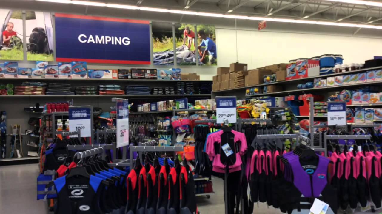 2e6e0174bf8 Academy Sports and Outdoors east store opening - YouTube