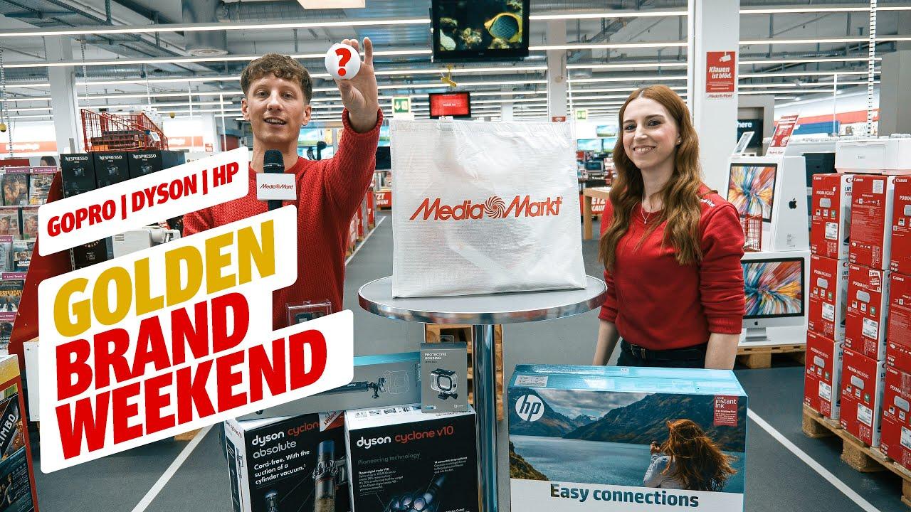 Golden Brand Weekend | MediaMarkt Schweiz