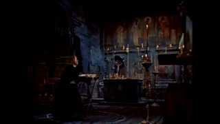 Жуткий клип про ведьму