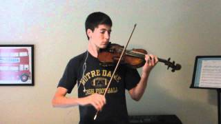 Good Life - OneRepublic - violin cover