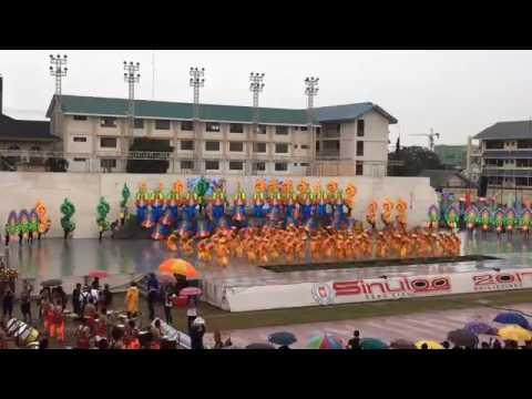 Sinulog sa Barangay 2017 - Barangay Inayawan