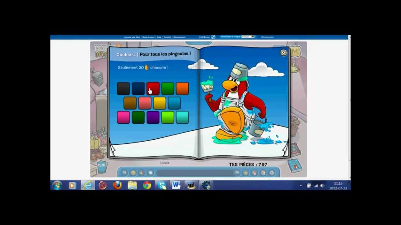 Club Penguin Hack Online Generato Cheats for Free Coins
