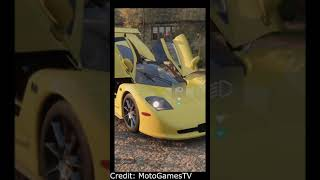 Cool Cars you've probably never heard of - Mosler MT900S #Shorts