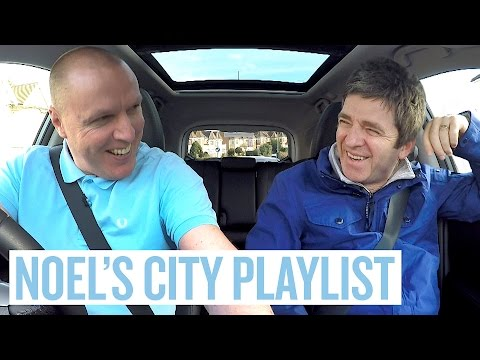 THE ULTIMATE NOEL GALLAGHER INTERVIEW | Cup Final Carpool