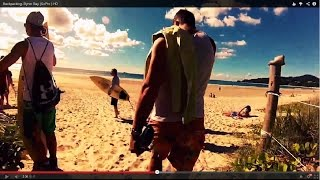 Backpacking- Byron Bay (GoPro ) HD
