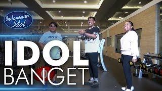 Olahraga seru ala Finalis Idol - Eps 10 (Part 2) - Idol Banget