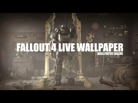 Fallout 4 Live Wallpaper - Wallpaper Engine