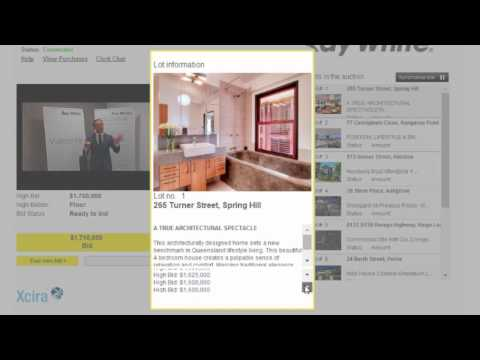 How to Bid - Ray White Live Online Auction