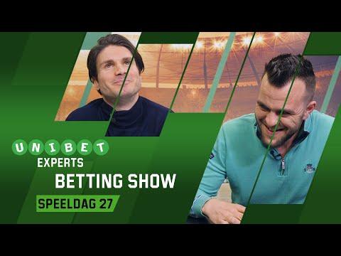 Unibet Experts – Betting Show: Speeldag 27