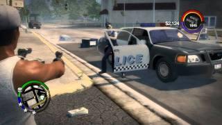 Saints Row 2: PC Gameplay